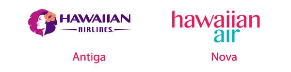 Empresa aérea muda a sua forma de transmitir o seu serviço com um logotipo diferente