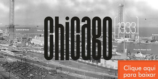 10-fontes-grátis-Chicago