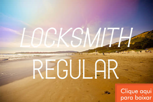 10-fontes-grátis-Locksmith