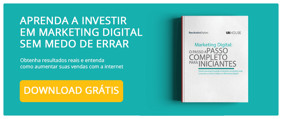 Aprenda a investir em marketing digital