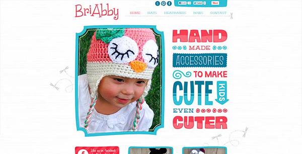 Exemplos de sites - BRIABBY