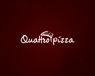 Logos de pizzaria