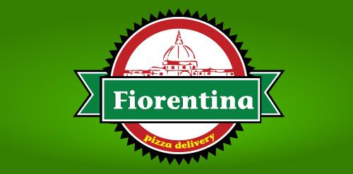 Logotipo Pizzaria Fiorentina